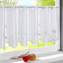 Cafe Curtain Kitchen Curtains Cafe Net Curtains