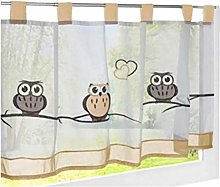 Cafe Curtain Kitchen Curtains Curtains Animals