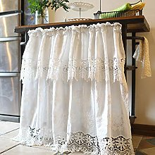 Cafe Curtain Kitchen Curtains for Windows Window