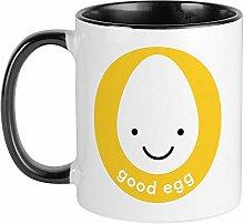 CafePress Good Egg Mug Unique Coffee Mug, Coffee