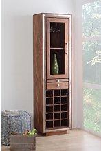Cafferkey Bar Cabinet with Wine Storage Bloomsbury