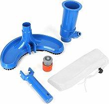 Cafopgrill Pool Vacuum Brush, Pool Maintenance Kit