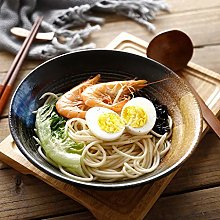 CAIJINJIN Bowl Ceramic Bowl for Rice/Soup/Pasta