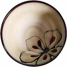 CAIJINJIN Bowl Ceramic Large Soup Ramen Bowl Fruit