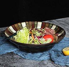 CAIJINJIN Bowl Creative Porcelain Bowls Tableware