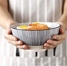 CAIJINJIN Bowl Medium Soup Ramen Noodle Bowl