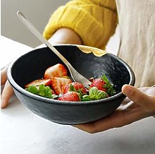 CAIJINJIN Bowl Soup Ramen Noodle Bowl Retro Fruit