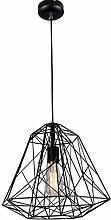 CAIMEI Barn Metal Pendant Light Light Max 60 W