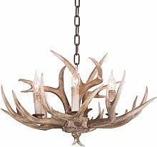 CAIMEI Lamp Hanging Light Restaurant Bar Art