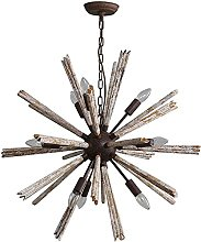 CAIMEI Lamp Hanging Light Starburst Chandelier,E14