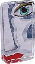 Caithness Glass Crystal Sarah P Art Glass Eye
