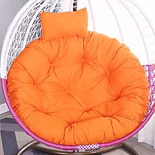 CAIXIN Hanging Basket Chair Cushion,thick Seat