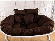 CAIXIN Hanging Egg Chair Cushion,double Wicker