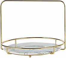 Cake stand Marble Cake Stand, Single Layer