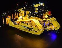 CALEN Led Beleuchtung Licht Set für Lego 42131