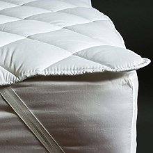 Calico Linen EMPEROR Size Quilted Mattress