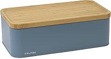 Calitek Metal Bread Bin Storage Container for