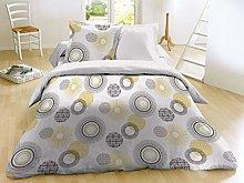 Calitex 3-Piece Bedding Set 260 x 240 cm Oasis,