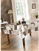 CALITEX Magdalena PVC Oilcloth Tablecloth