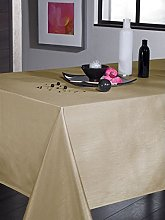 CALITEX Mistral Silk Effect Oval Tablecloth 180 x