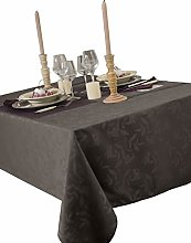 CALITEX Nappe Rectangular Fabric Tablecloth,