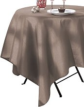 CALITEX Silk Effect Polyester Tablecloth 150 x