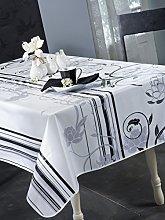 CALITEX Square Oilcloth Tablecloth 180 x 180 cm