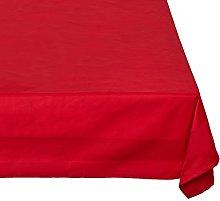 CALITEX Tablecloth Cotton Satin Stripe 180x