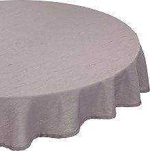 Calitex Taffeta crease effect tablecloth polyester