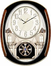 Call Clock European Style Wall Clock With Pendulum