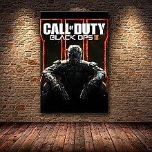 Call of Duty Modern Warfare Wall Art Canvas Poster