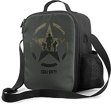 Call of Duty Ww??Logo Lunch Box with Padded