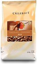 Callebaut Milk Fountain Chocolate 2.5kg (Belgian