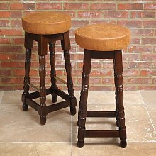 Callie 77cm Bar Stool Union Rustic