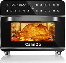 CalmDo 25L Air Fryer, 1800W Mini Oven Digital