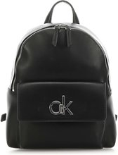 Calvin Klein Re-Lock Backpack black
