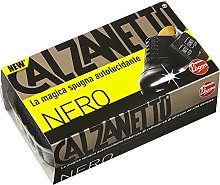 Calzanetto SN12Shoe Treatment & Polish Black Nero