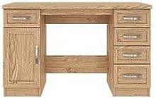 Camberley Desk - Oak Effect