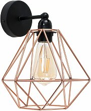 Cambourne Industrial Wall Light - Copper