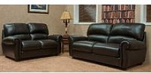 Cambridge 3+2 Seater Leather Sofa Suite Available
