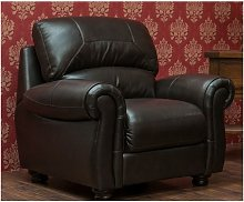 Cambridge Leather Armchair Sofa Available In