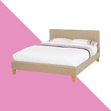 Camire Upholstered Bed Frame Hashtag Home