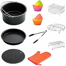 Camisin Air Fryer Accessories 8 Inch for 5.8 qt XL