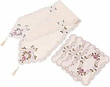Camisin European Style Pastoral Embroidery