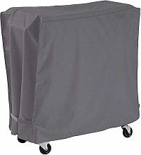 Camisin Outdoor Cooler Cart Cover with UV Coating-