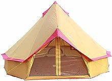 Camp Bell Tent, Outdoor Large Waterproof 4m Yurt