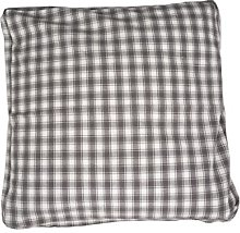 Campagne Table Linen Pillow Big Square Grey