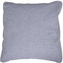Campagne Table Linen Pillow Small Square Blue