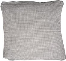 Campagne Table Linen Pillow Small Square Grey