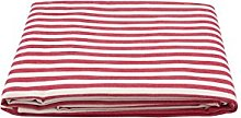 Campagne Table Linen Table Cloth Breton red